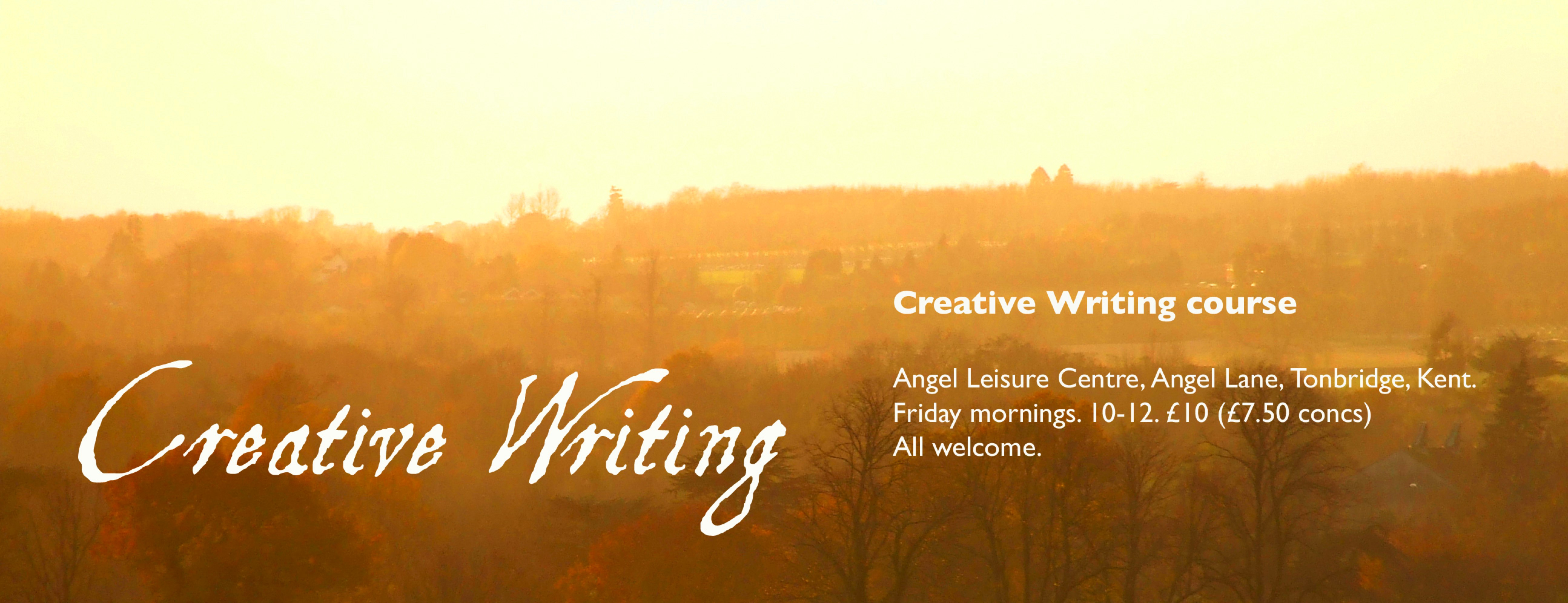 Which is the best University to do a Creative Writing degree?